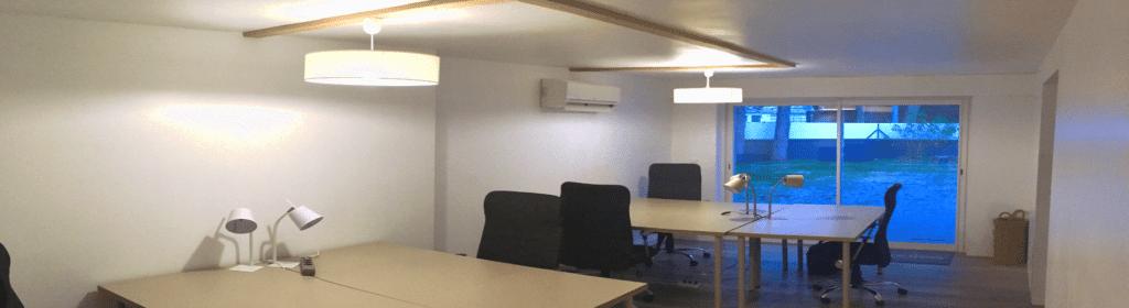 Existe t'il des bureaux de coworking à Aix En Provence ?
